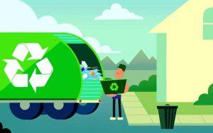 بازیافت کاغذ و نقش آن در حفظ و نجات درختان